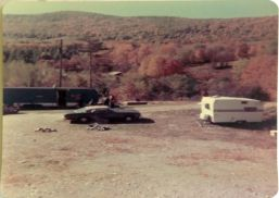 Hunting Camp in Oct 74