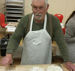 Dad in Baking Class (cropped)